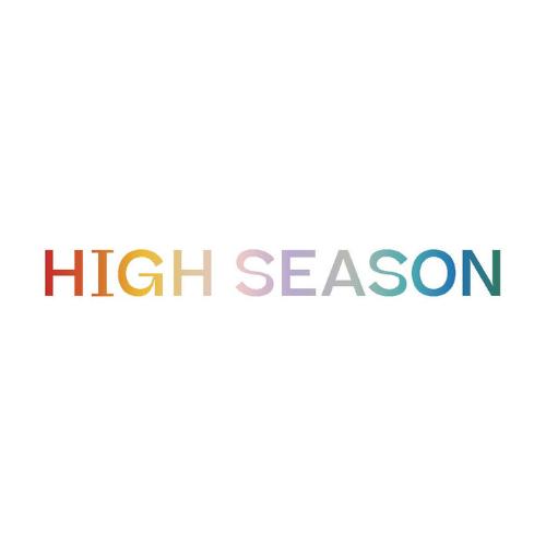 Logo for High Season - Adelanto