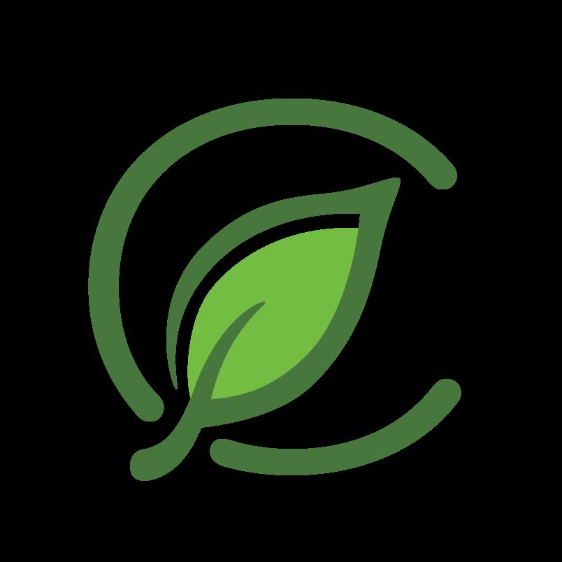 Logo for Curaleaf - Plattsburgh