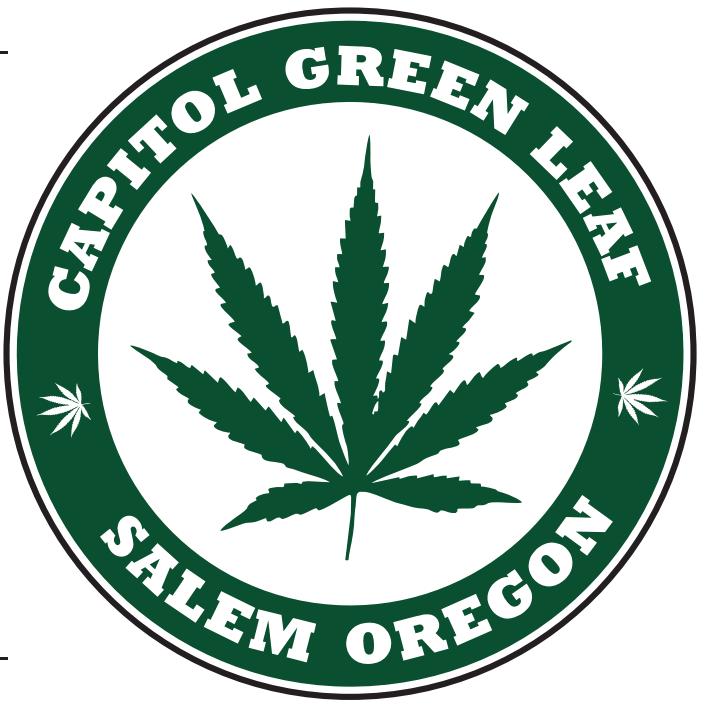 Logo for Capitol Green Leaf