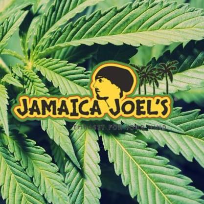 Logo for Jamaica Joel's