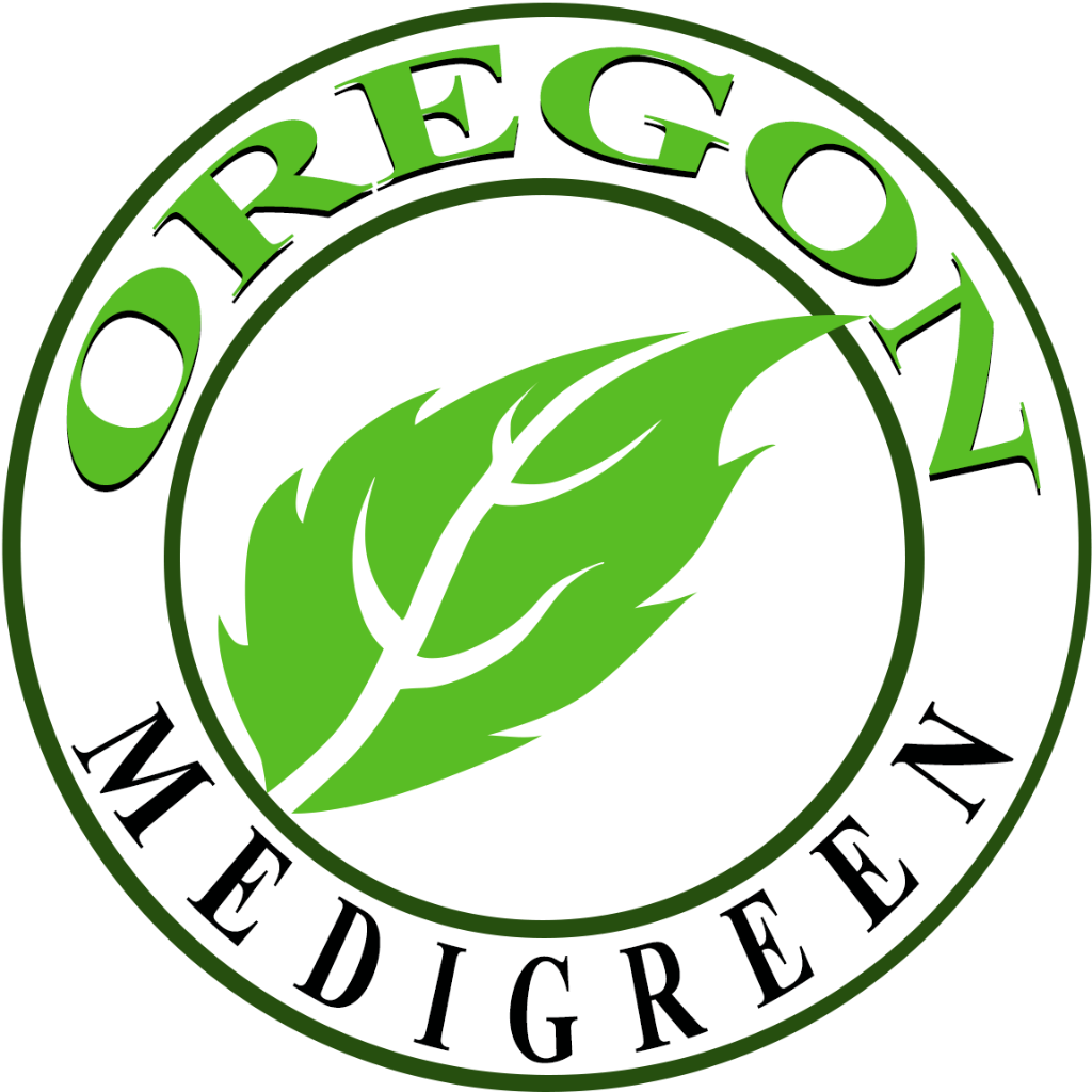 Logo for Oregon Medigreen