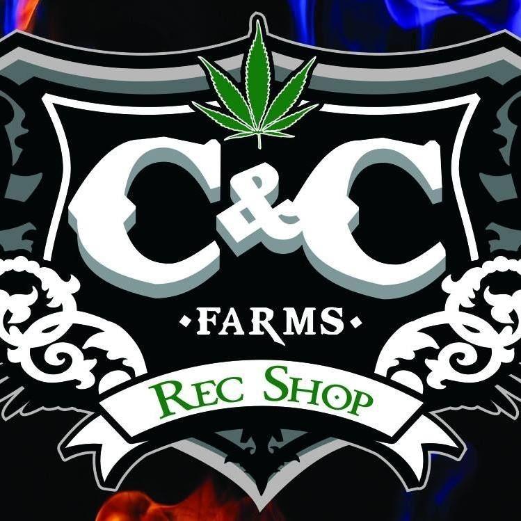 Logo for C&C Farms Rec Shop