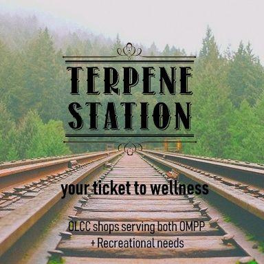 Logo for Terpene Station - Eugene