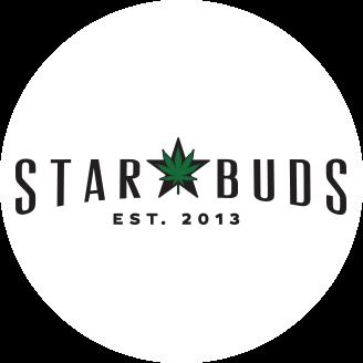 Logo for Star Buds Brighton Blvd