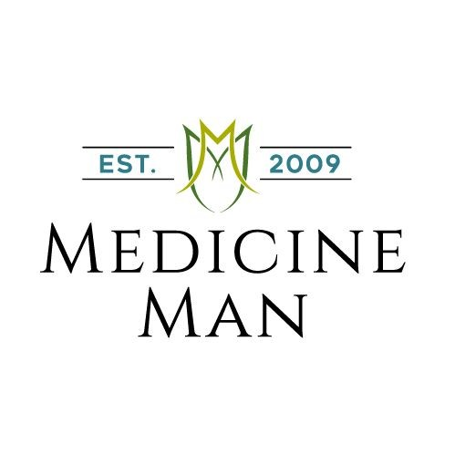 Logo for Medicine Man - Aurora
