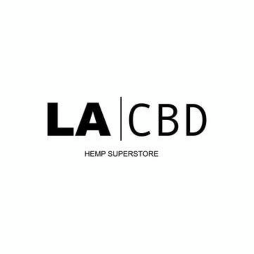 Logo for LA CBD