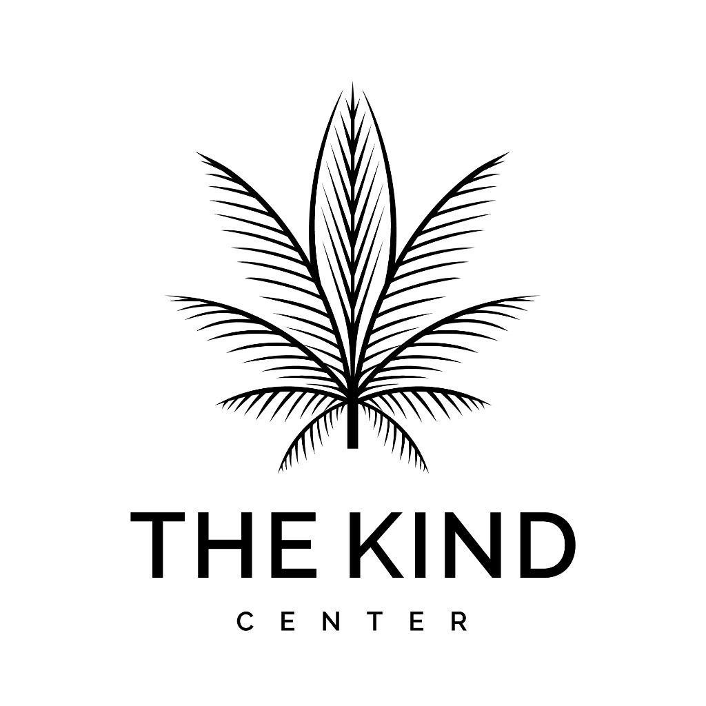 Logo for The Kind Center