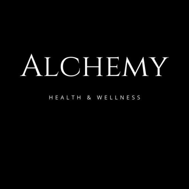 Logo for Alchemy Health & Wellness CBD