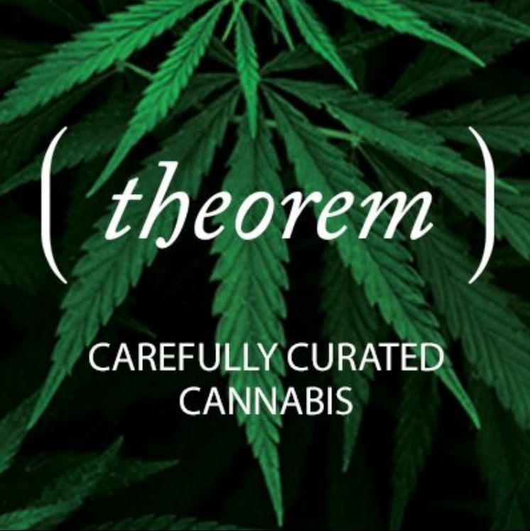 Logo for Theorem Cannabis - Kenmore