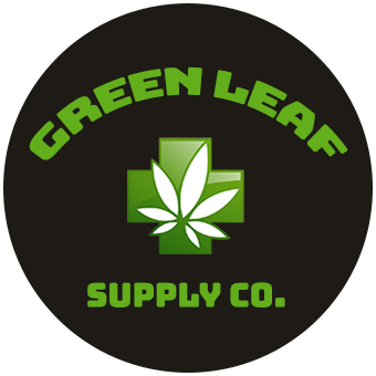 Logo for Green Leaf Supply Co