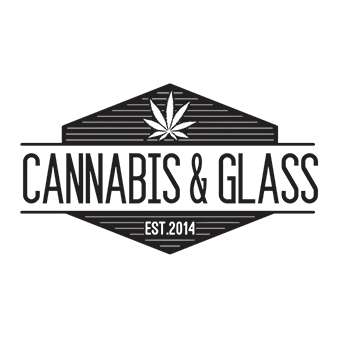 Logo for Cannabis and Glass - Spokane Valley