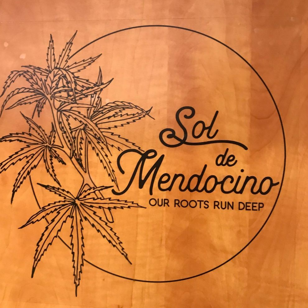 Logo for Sol De Mendocino / Love In It
