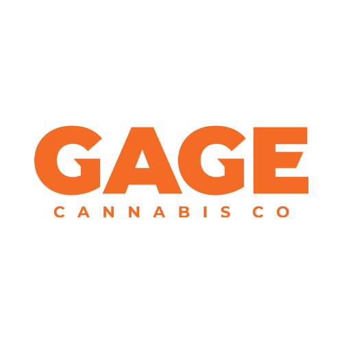 Logo for Gage Cannabis - Ferndale