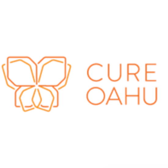 Logo for Cure Oahu