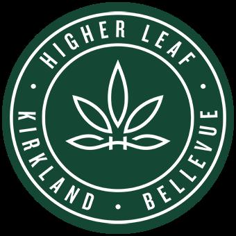Logo for Higher Leaf - Kirkland