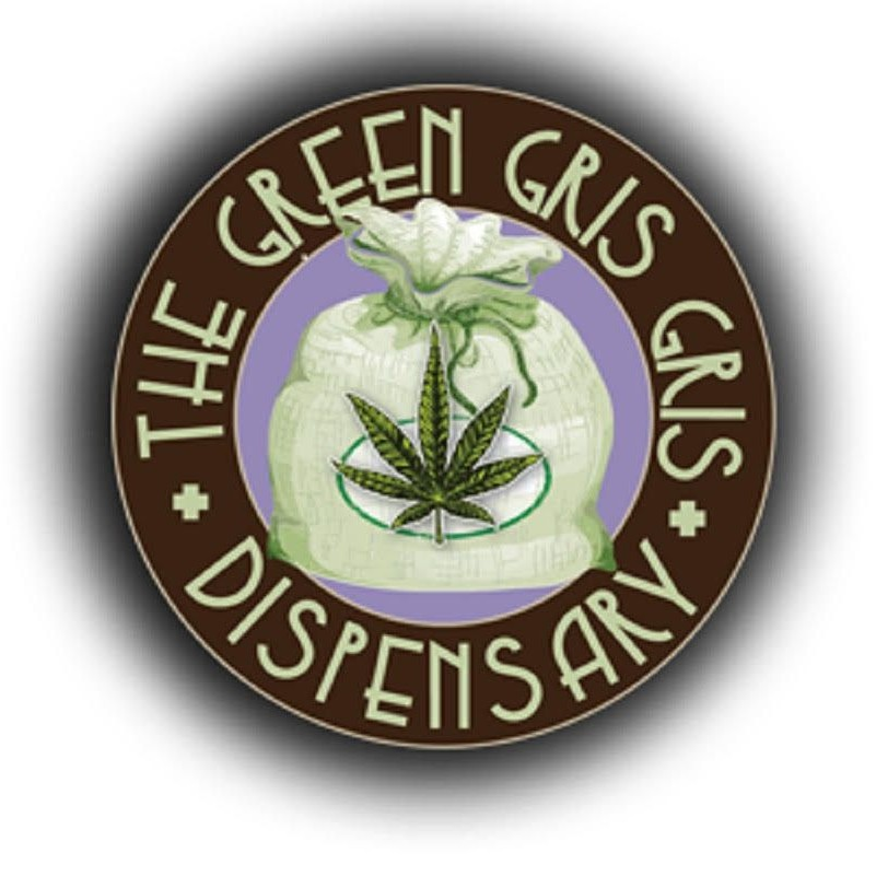 Logo for The Green Gris Gris