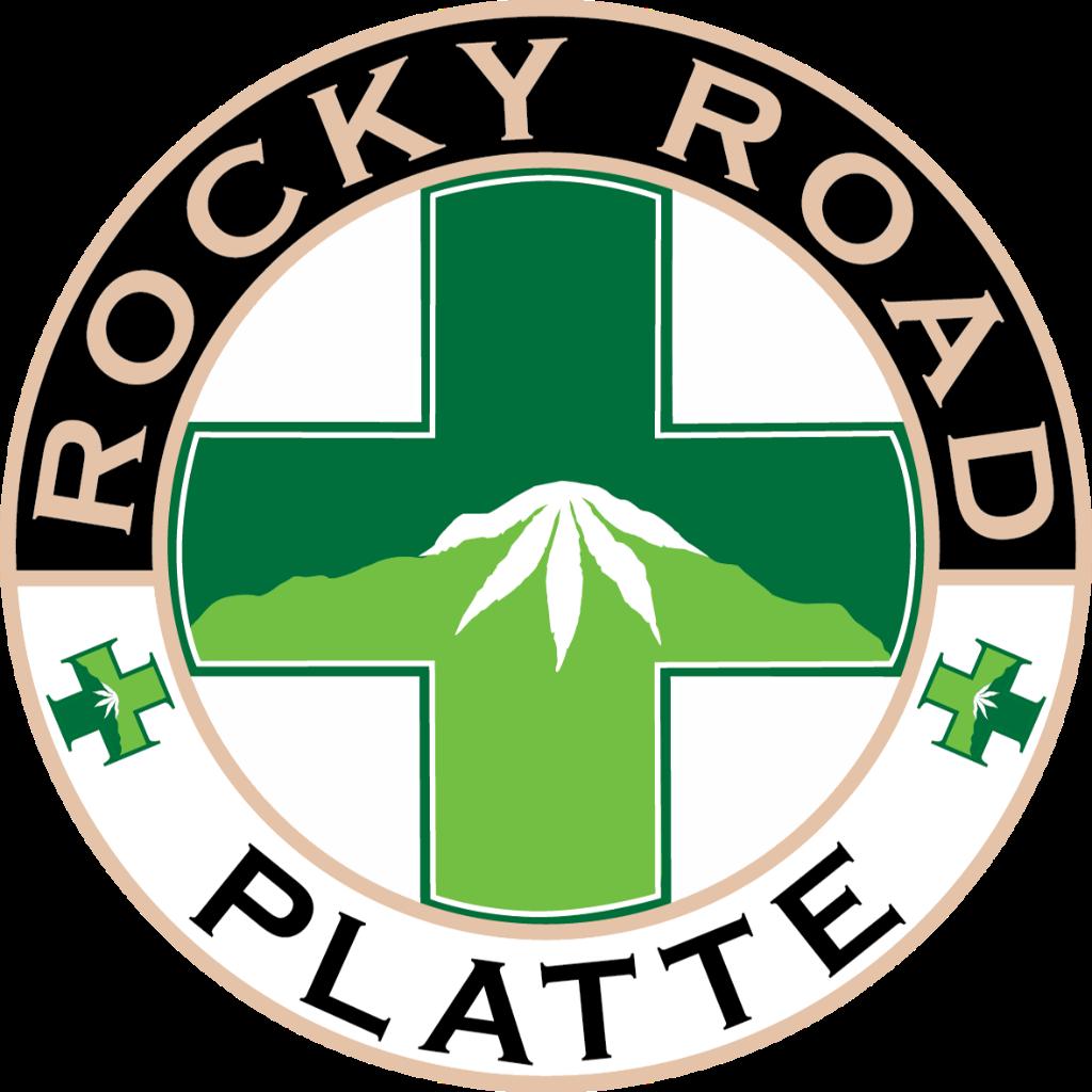 Logo for Rocky Road on Platte
