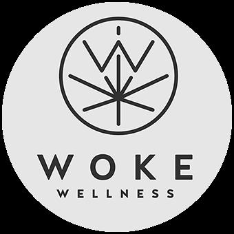 Logo for Woke Wellness