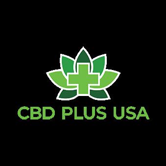 Logo for CBD Plus USA - Edmond - North Kelly - CBD Only