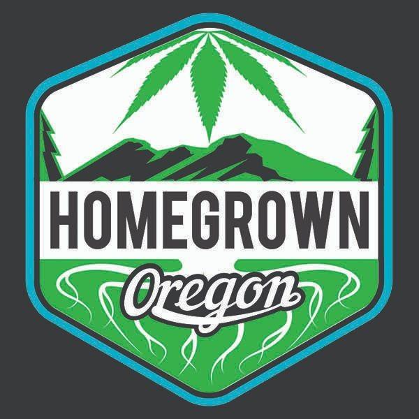 Logo for Homegrown Oregon - West Salem