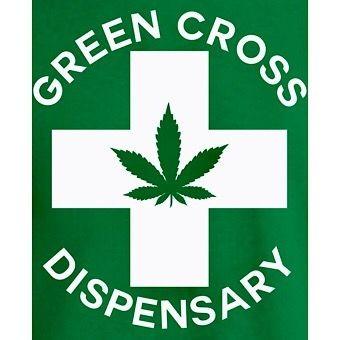 Logo for Green Cross Dispensary