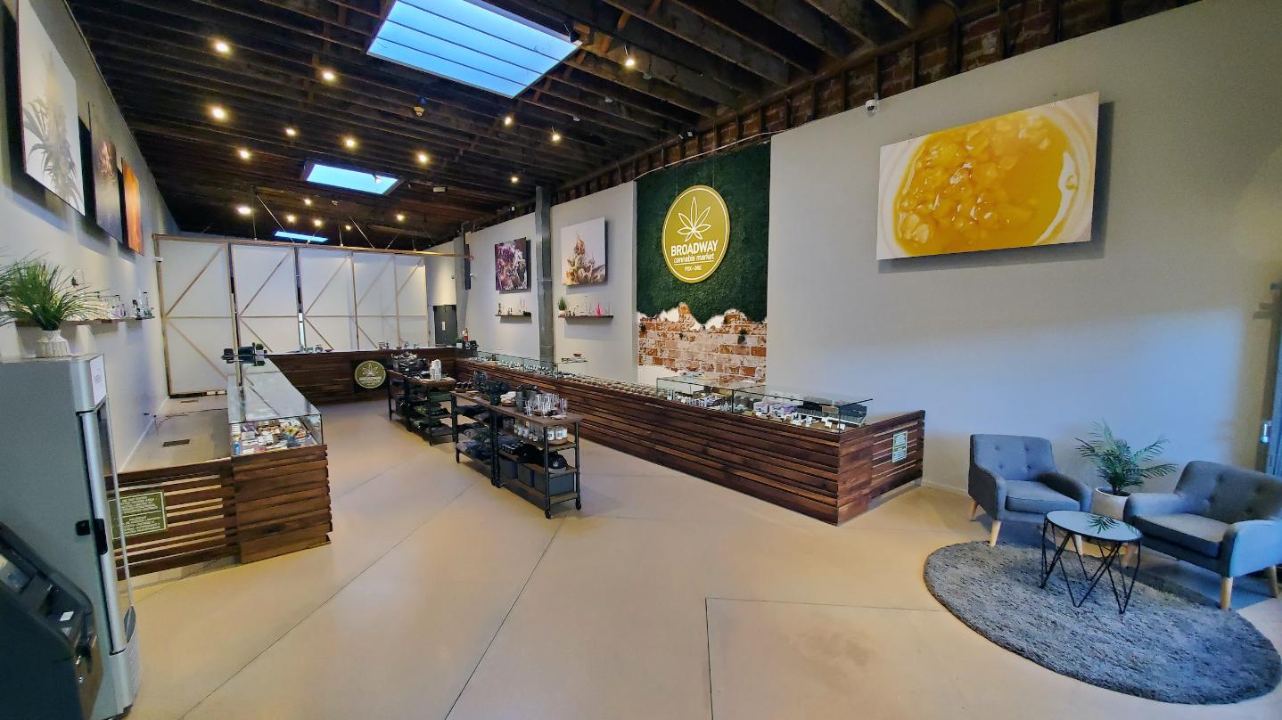 Long Beach Cannabis Shop
