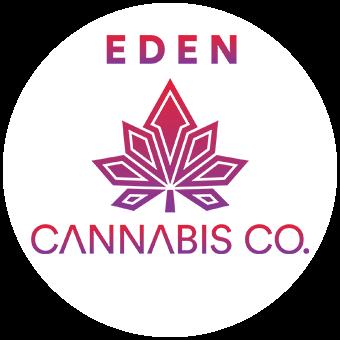 Logo for Eden Cannabis Co. - Jenks, OK
