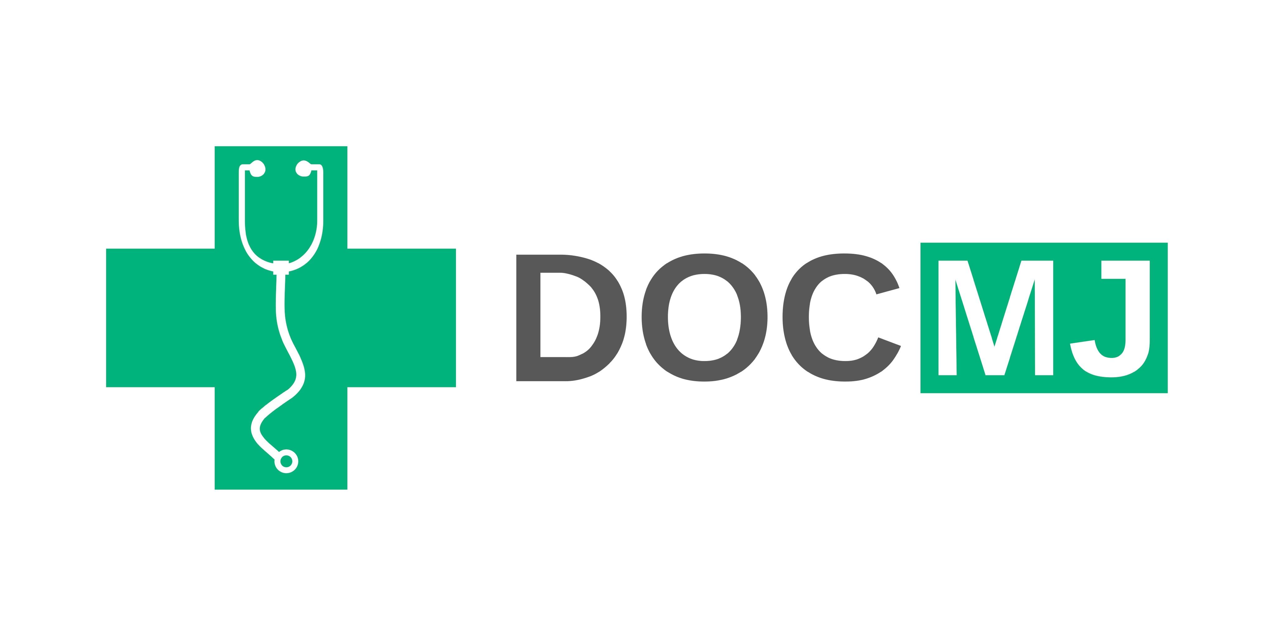 Logo for DocMJ - Fort Lauderdale