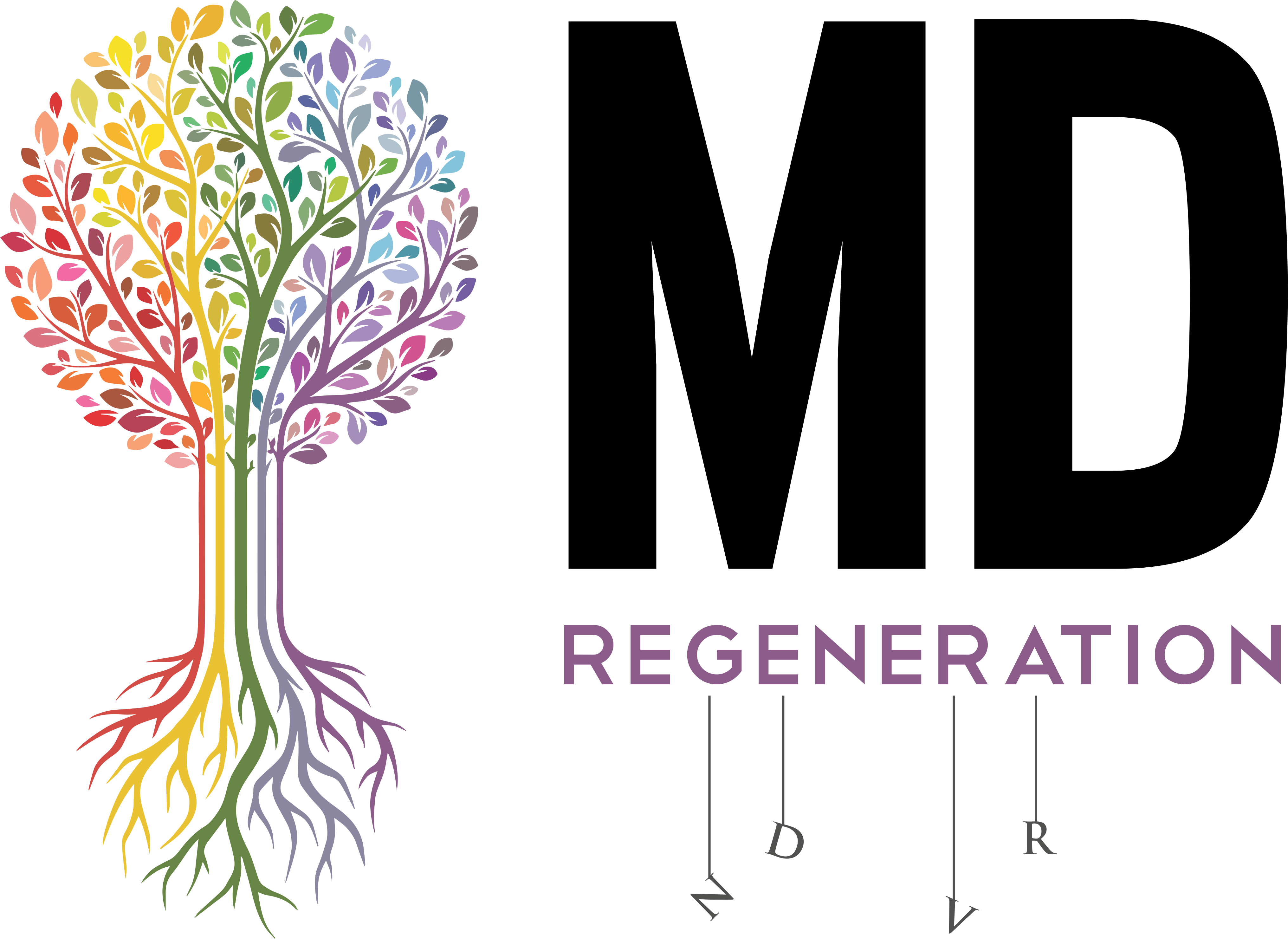 Logo for MD Regeneration - Dearborn