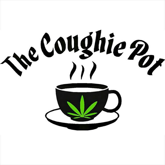 Logo for The Coughie Pot
