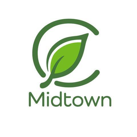 Logo for Curaleaf - Midtown