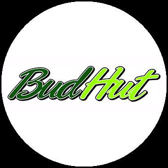 Logo for Bud Hut - Kelso