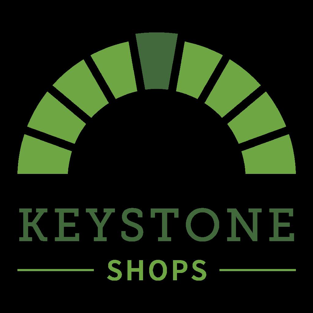 Logo for Keystone Shops - King of Prussia