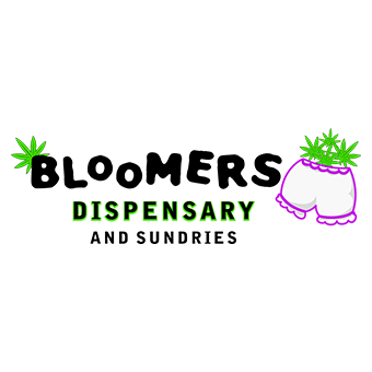 Logo for Bloomers Dispensary and Sundries