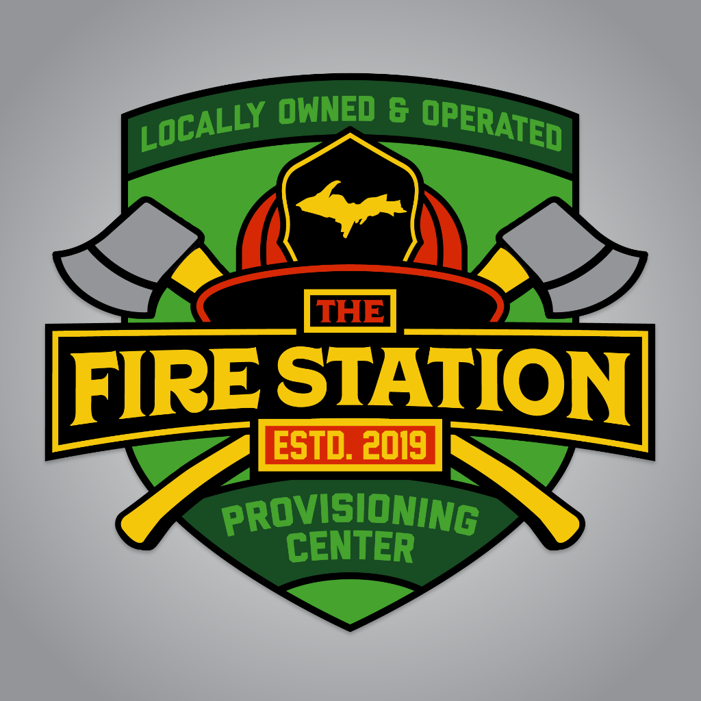 Logo for The Fire Station