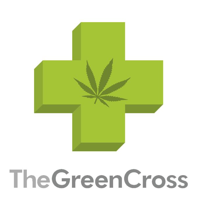 Logo for The Green Cross SF