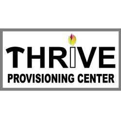 Logo for Thrive Provisioning Center