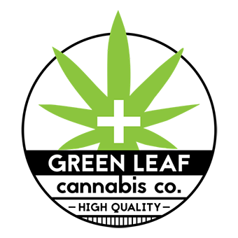Logo for Green Leaf Cannabis - Purcell
