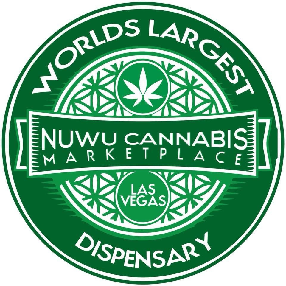 Logo for NuWu Cannabis Marketplace