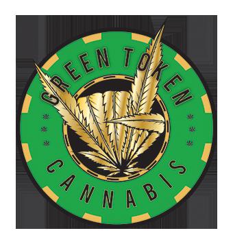 Logo for Green Token Tacoma Cannabis