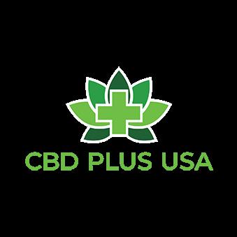 Logo for CBD Plus USA - Cockeysville