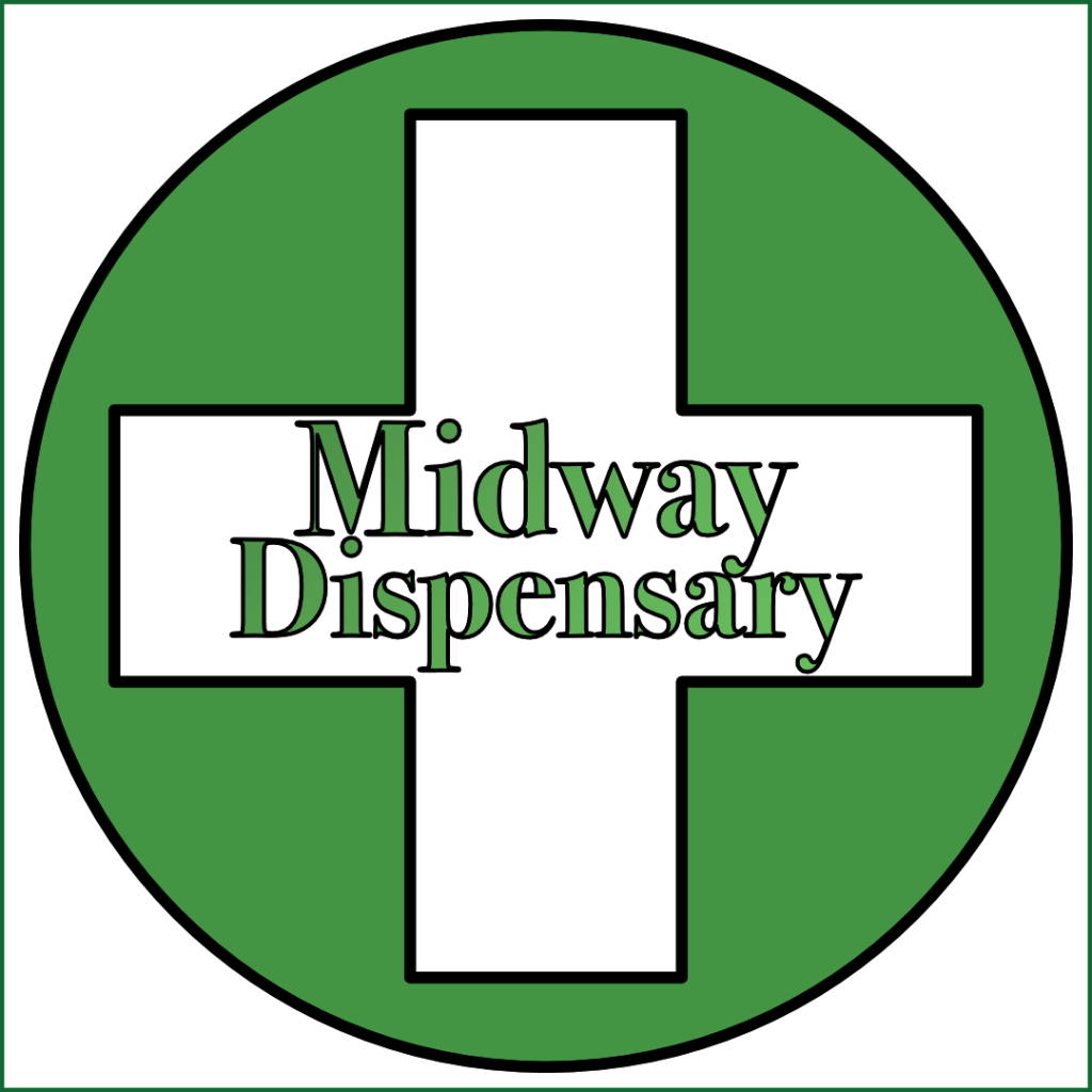 Logo for Midway Dispensary