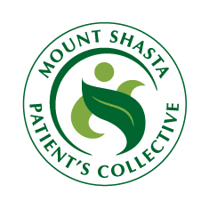 Logo for Mount Shasta Patients Collective