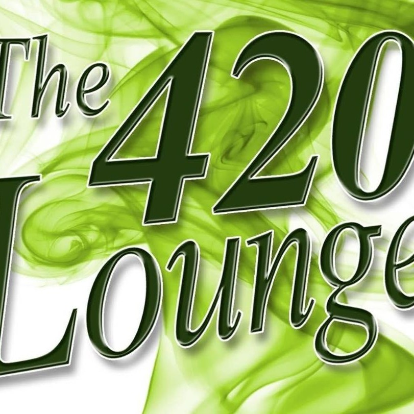 Logo for The 420 Lounge