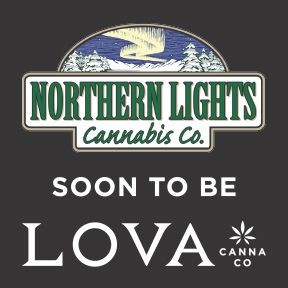 Logo for Northern Lights Cannabis Co Edgewater