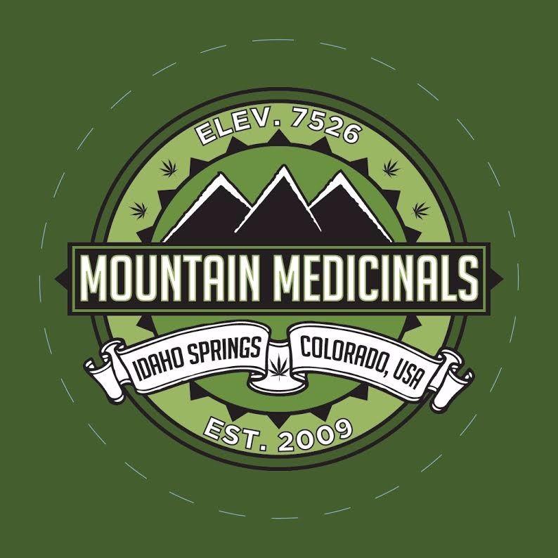 Logo for Mountain Medicinals Retail Center - Recreational