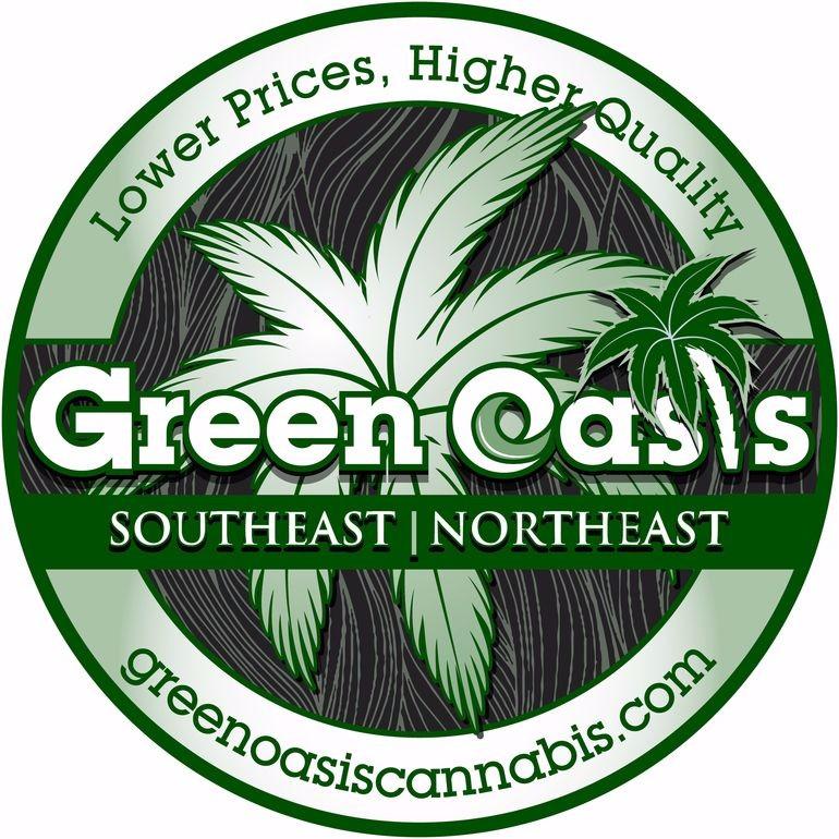 Logo for Green Oasis NE