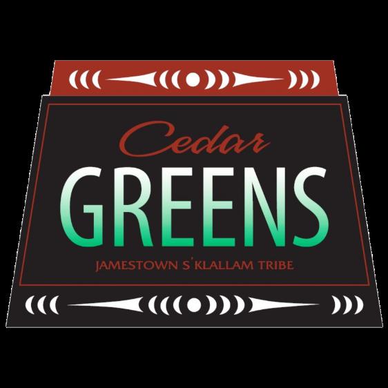 Logo for Cedar Greens