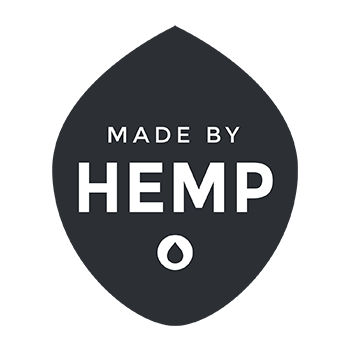 Logo for Made By Hemp