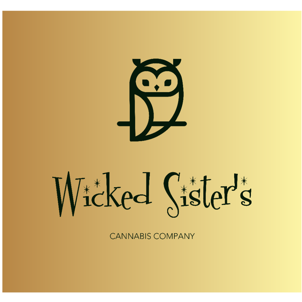 Logo for Wicked Sister's Cannabis Company